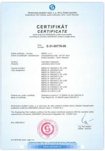 E-31-00778-09_Laboratorní digestoře N